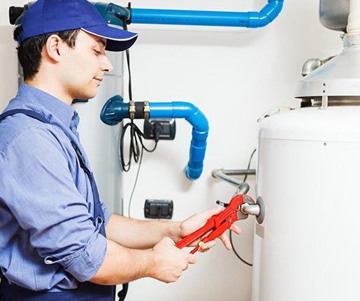 Installation de pompe à chaleur à Philippeville