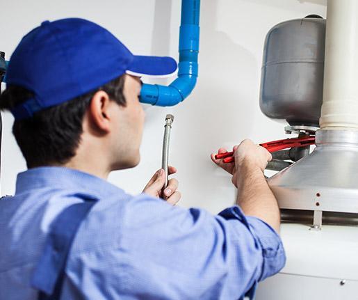 Installation de pompe à chaleur à Florennes
